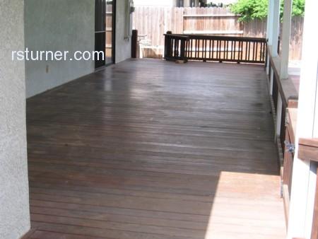 Composite Deck Restore Composite Deck Treatment