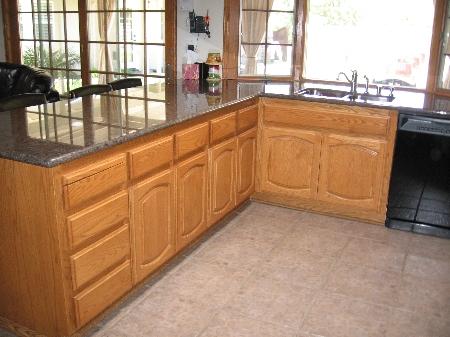 Kitchen Cabinet Refinishing Roseville,ca
